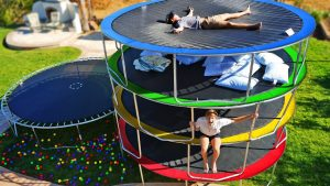 Your Guide To Buying The Safest Trampolines