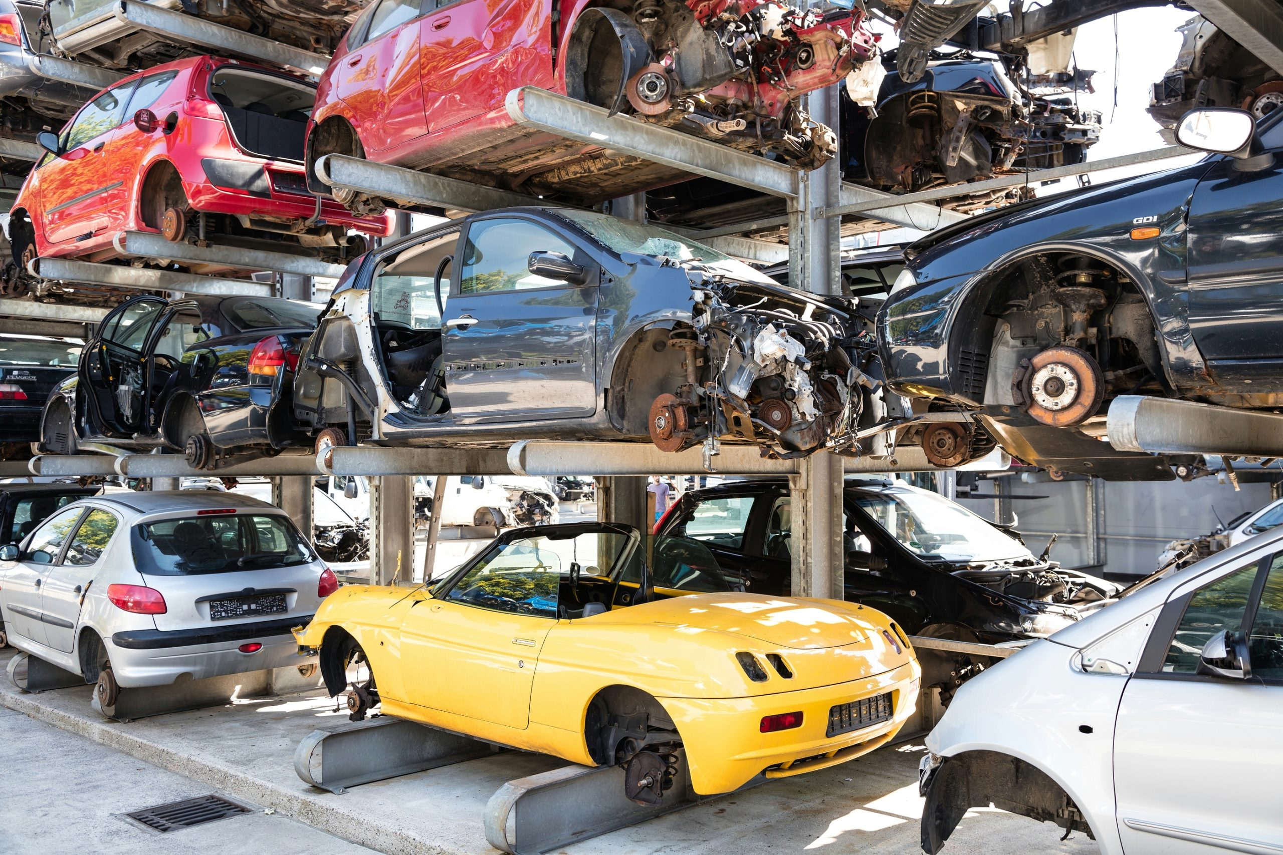 Money Quote & Promote Your Junk Automobile At Present!