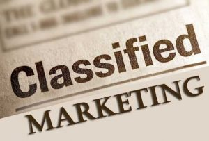 Classified Deadlines & Ad Rates