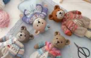 free teddy bear patterns