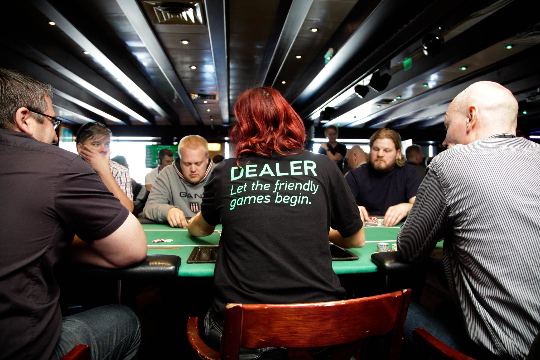 Do you or somebody you understand have a gambling issue?