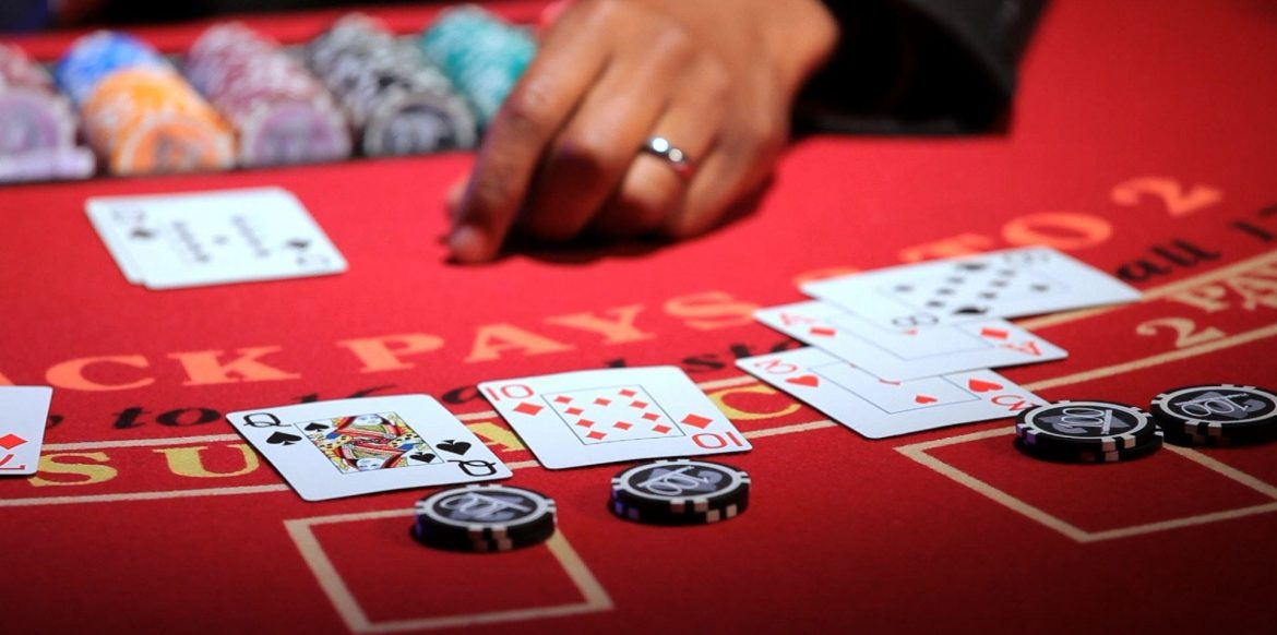 Get Higher Online Casino Outcomes By Following three Easy Steps